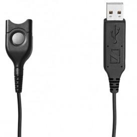 Cable de conexión Sennheiser QD / USB ED 01