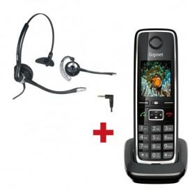 Gigaset C530 HX + auricular OD HC10
