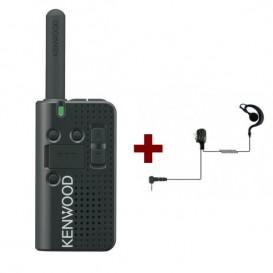 Kenwood PKT-23E + 1 kit manos libres gancho