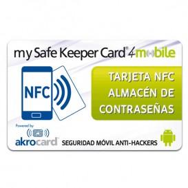 Safe Keeper Card Mobile