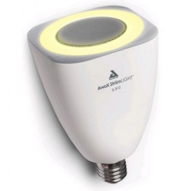 Awox StriimLIGHT – Bombilla con altavoz Bluetooth