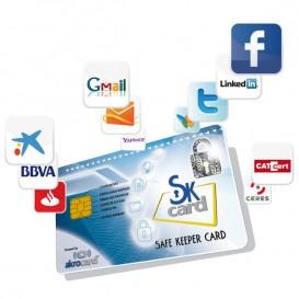 Safe Keeper Card