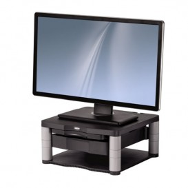 Soporte para monitor Plus Grafito Fellowes