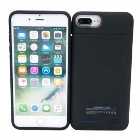 STIKGO Funda PowerCase Magnética para iPhone 8+/7+/6+