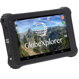Tablet 8'' GPS GlobeXplorer - Android
