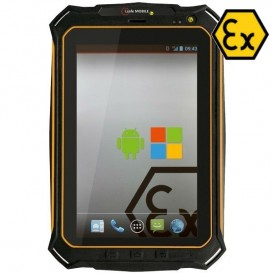Tablet i.Safe IS910.2 NFC, Atex, sin cámara - Android 8
