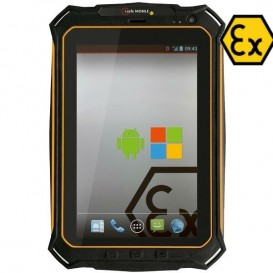 Tablet i.Safe IS910.2 NFC, Atex con cámara - Android 8