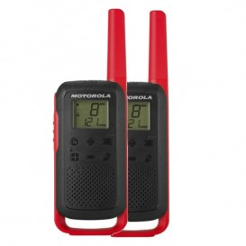 Motorola TLKR T62 - Rojo
