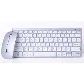 Subblim Combo Dynamic Compact - Silver