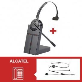 Pack de auriculares Cleyver HW20 para Alcatel