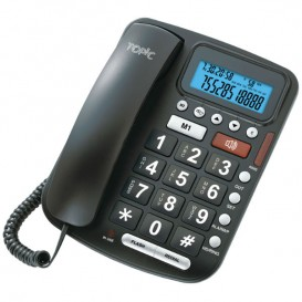 Teléfono Topic 2013 Negro