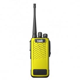 TAIT TP3300 UHF con carcasa amarilla