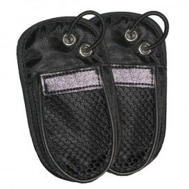 Pack 2 fundas protección nylon para Talkabout