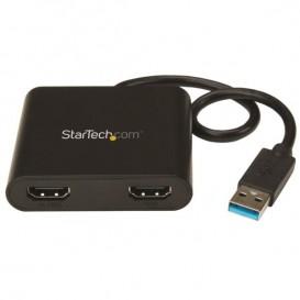 Adattatore USB a dual HDMI - 4K