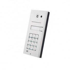 Helios IP Vario con 1 tecla y teclado numérico