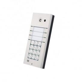 Helios IP Vario con 6 teclas y teclado numérico