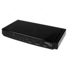 Switch video HDMI 4-a-1, con telecomando
