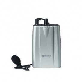 Transmisor con micrófono de solapa Rondson WT-808