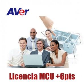 Licencia AVer 6pts para SVC100