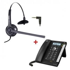 Alcatel Temporis IP301G + Auricular Freemate DH037C