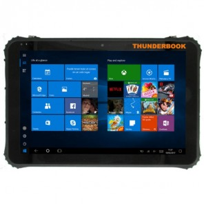"Tablet Thunderbook C1220G, 12.2"" - Windows 10 (Lector código de barras)"