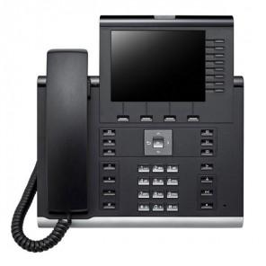 OpenScape Desk Phone IP 55G SIP Negro
