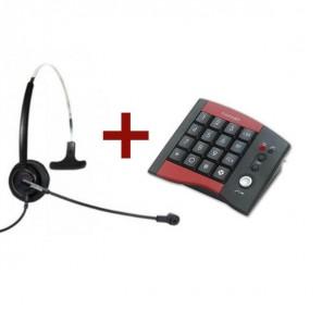 Pack Freemate marcador DA207 + auricular DU011U