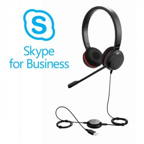 Jabra EVOLVE 30 II Skype for Business