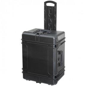 MAX540H245STR Negra – Maleta resistente con ruedas