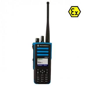 Motorola DP4801 VHF ATEX