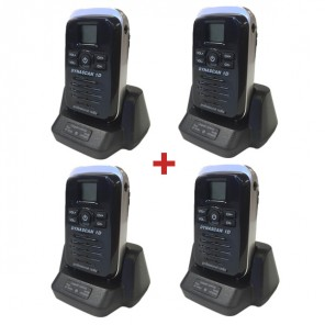 Walkie Talkies Dynascan 1D