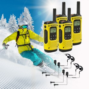 Pack Walkie Talkies Especial Esquí