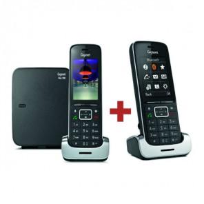 Pack Duo Gigaset SL450 Negro