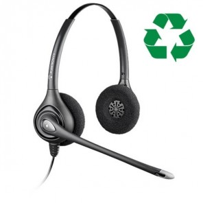 Plantronics SupraPlus HW261 Duo Antirruido - Reacondicionado