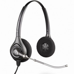 Plantronics Supra PLus HW261 Duo Tubo Vocal