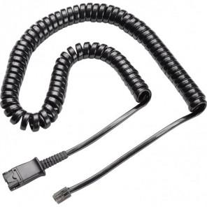 Cable estándar Plantronics - QD a RJ9