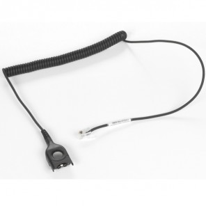 Cable de conexión Sennheiser QD / RJ