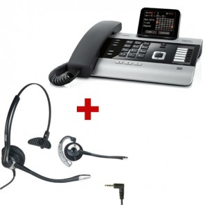 Gigaset DX600A RDSI + Auricular OD HC10