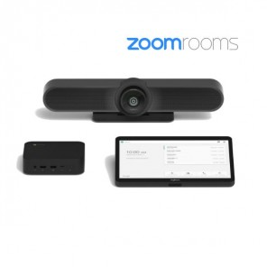 Logitech Small Room Solutions para Zoom Rooms