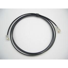 Poly-Plantronics Cable RJ para auriculares SAVI