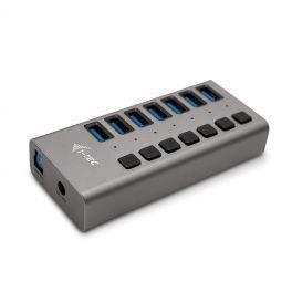 i-tec USB 3.0 Charging HUB 7port + Power Adapter 36 W