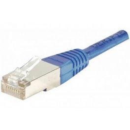 Cable RJ45 CAT 6 FTP 1m Azul