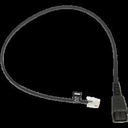 Cable QD a RJ10 para LINK 180 y Avaya 9600/1600