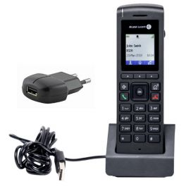 Alcatel 8212 con cargador completo