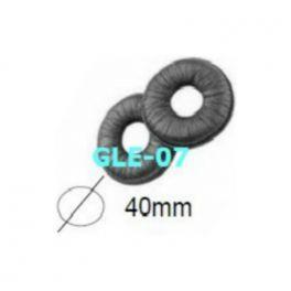 10 Almohadillas de símil cuero Freemate GLE-07