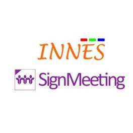 Aplicación SignMeeting - Innes