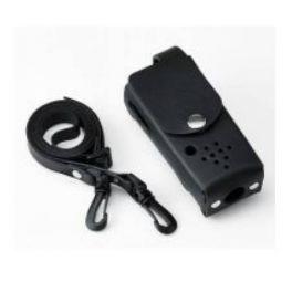 Étui en cuir véritable pour talkies-walkies Entel HTXX3