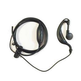 Auricular contorno de oreja conexión Motorola 2 pin