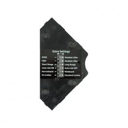 Placa trasera para Base de auriculares Sennheiser DW
