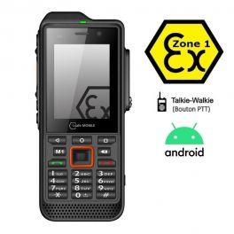 Teléfono móvil ATEX i.safe IS330.1